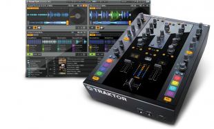 Native Instruments Traktor Kontrol Z2 по цене 41 480 руб.