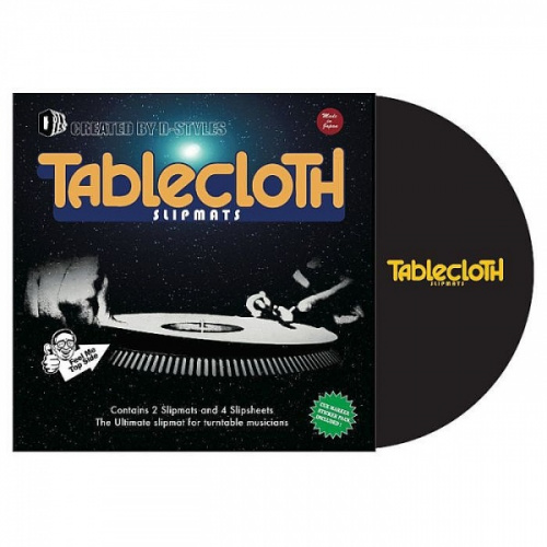 Dr Suzuki Tablecloth D-Styles Slipmats Version 3 (Пара) по цене 2 720 руб.