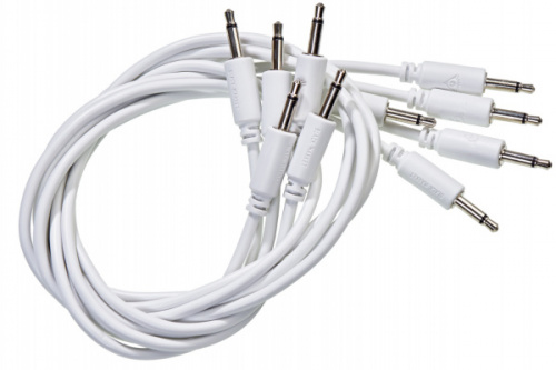Black Market Modular patchcable 5-Pack 75 cm white по цене 840 руб.