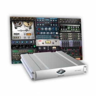 Universal Audio UAD-2 SATELLITE QUAD Custom по цене 92 400 руб.