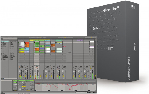 Ableton Live 9 Suite UPG from Live Lite по цене 9 996 руб.