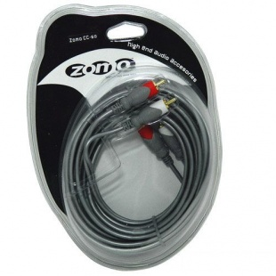 Zomo CC-60 RCA-RCA 6m High Class Cable по цене 1 170 руб.