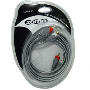 Zomo CC-30 RCA-RCA 3m High Class Cable по цене 1 090 руб.