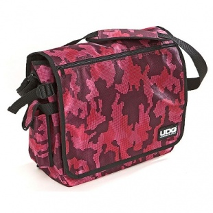 UDG Ultimate CourierBag Digital Camo Pink по цене 1 400 руб.