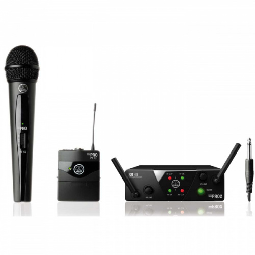 AKG WMS40 Mini2 Mix Set US25BD (537.9/540.4) по цене 21 270 руб.
