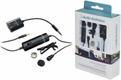 Audio-Technica ATR3350iS по цене 3 590 руб.