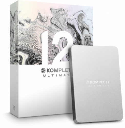 Native Instruments Komplete 12 Ultimate Collectors Edition по цене 154 010 руб.