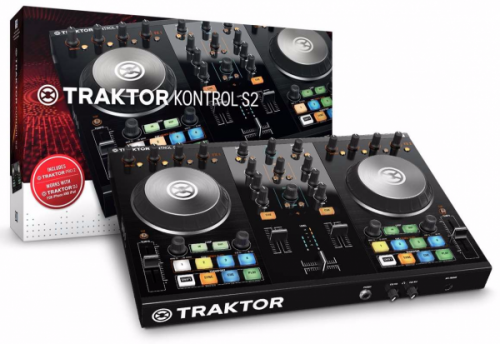 Native Instruments TRAKTOR KONTROL S2 Mk2 / Витрина по цене 25 803 руб.