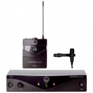 AKG Perception Wireless 45 Pres Set по цене 16 506 руб.
