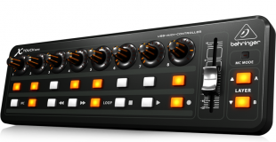 Behringer X-TOUCH MINI по цене 6 490 руб.