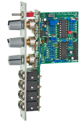 Doepfer A-111-3 Micro Precision VCO по цене 14 250 ₽