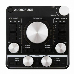 Arturia AudioFuse (deep black) по цене 40 710 руб.