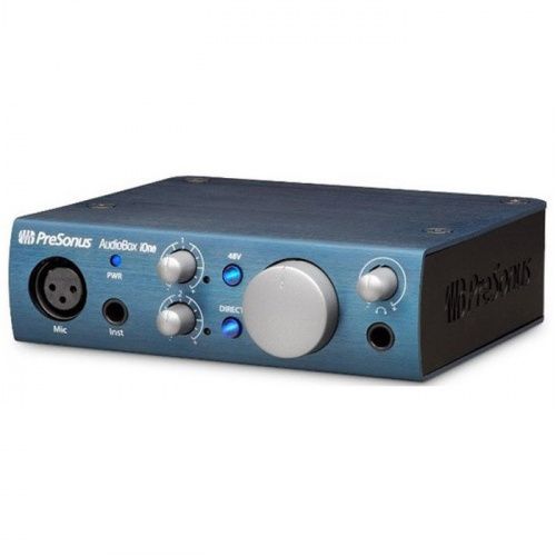 PreSonus AudioBox iOne по цене 10 663 руб.