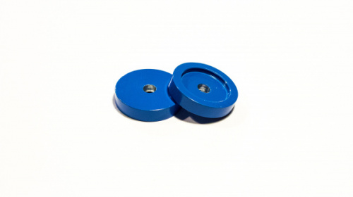 CHINMACHINE INDUSTRIES 45 adapter - Blue по цене 600 руб.