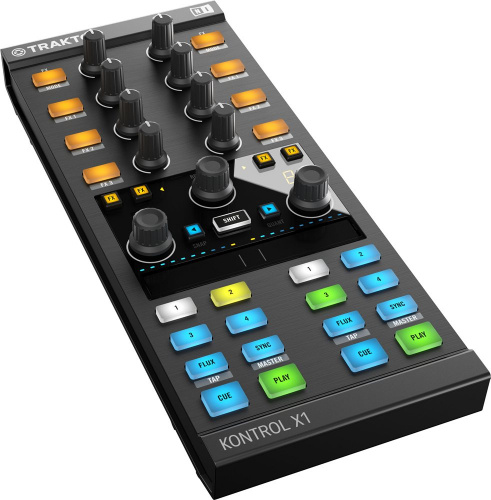 Native Instruments Traktor Kontrol X1 Mk2 по цене 15 640 руб.